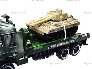 Инерционная военная техника в наборе, 668-4, детские игрушки