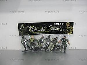 Военные набор «Counter Strike», 5898-A32