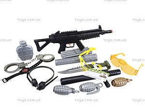 Военный детский игровой набор, 0055-J32, магазин игрушек