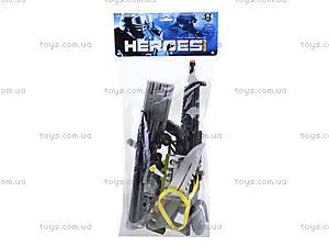 Военный детский игровой набор, 0055-J32, toys.com.ua