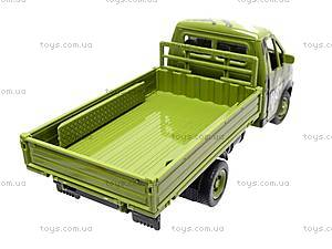 Военный грузовик «Автопарк», 9561-D, игрушки