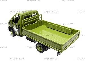 Военный грузовик «Автопарк», 9561-D, детские игрушки