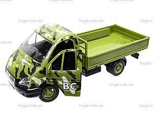 Военный грузовик «Автопарк», 9561-D, магазин игрушек