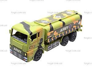 Военный грузовик инерционный, 1828-57D, детские игрушки