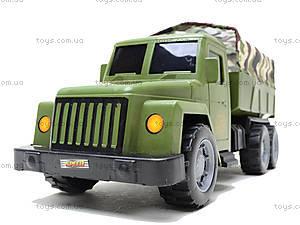 Военный грузовик с солдатами и техникой, 237-3181B1, купить
