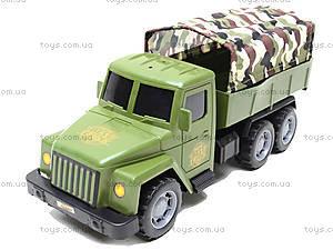 Военный грузовик с солдатами и техникой, 237-3181B1, фото