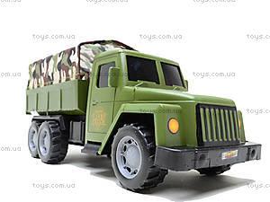 Военный грузовик с солдатами и техникой, 237-3181B1, цена