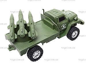 Военный грузовик с солдатиками, M257F, купить