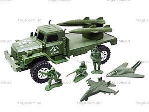 Военный грузовик с солдатиками, M257F, цена
