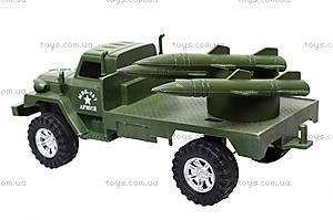 Военный грузовик с солдатиками, M257F, игрушки