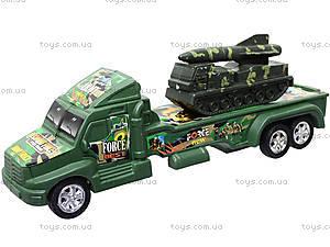 Военный грузовик с техникой, 1658-9, цена