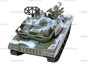 Военный инерционный танк, 8082-3A, фото
