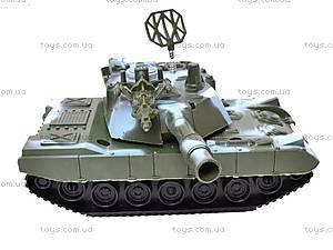 Военный инерционный танк, 8082-3A, детские игрушки
