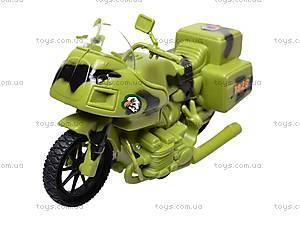 Военный мотоцикл для детей, 1828-55G, отзывы