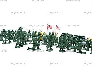 Военный набор с солдатиками, 108 элементов, 8057, фото