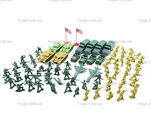 Военный набор с солдатиками, 108 элементов, 8057, отзывы
