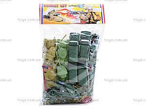 Военный набор с солдатиками, 108 элементов, 8057, цена