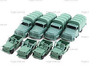 Военный набор с солдатиками, 108 элементов, 8057, магазин игрушек