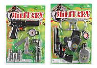 Военный набор Military 2 вида , 2296AB, фото