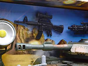 Военный набор для мальчика «Особые войска», 8157, купить