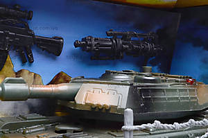 Военный набор для мальчика «Особые войска», 8157, детские игрушки