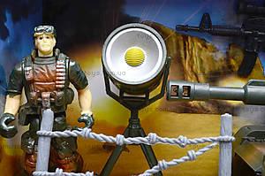 Военный набор для мальчика «Особые войска», 8157, магазин игрушек