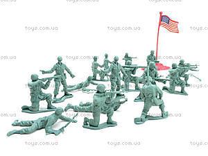 Военный набор солдатиков, 88 элементов, 8020, купить