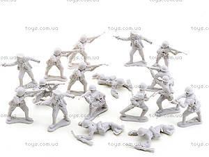Военный набор солдатиков, 88 элементов, 8020, фото
