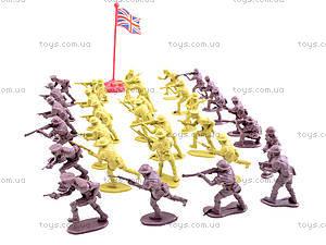 Военный набор солдатиков, 88 элементов, 8020, отзывы