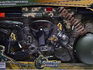 Военный набор Combat force, с автоматом, 33460, купить