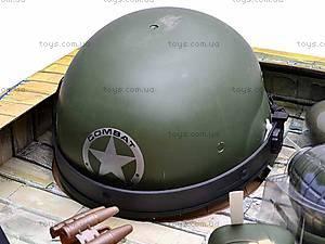 Военный набор Combat force, с автоматом, 33460, игрушки