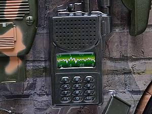 Военный набор Combat force, с автоматом и каской, 33560, купить