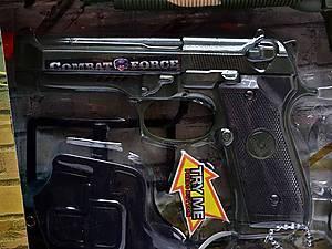 Военный набор Combat force, с автоматом и каской, 33560, детские игрушки
