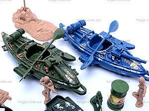 Военный набор для детей, с солдатиками, 0119A, детские игрушки