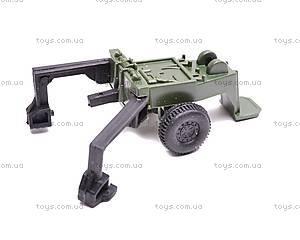 Военный набор для игры с транспортом, 177-38, купить
