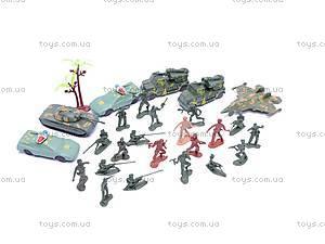 Военный набор для мальчика, 2040C