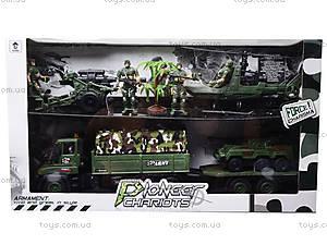 Детский военный набор с солдатами, KD008-3, детские игрушки