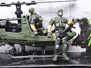 Игровой набор с солдатиками «Спецотряд», KD008-6, цена