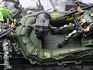 Игровой набор с солдатиками «Спецотряд», KD008-6, игрушки