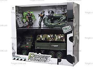 Игрушечный военный набор с солдатами, KD009-1, фото