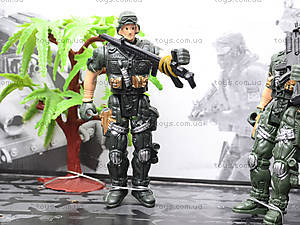 Игрушечный военный набор с солдатами, KD009-1, отзывы