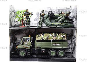 Игрушечный военный набор с солдатами, KD009-1, игрушки