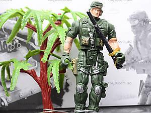 Военный набор с солдатами Army, KD009-2, купить