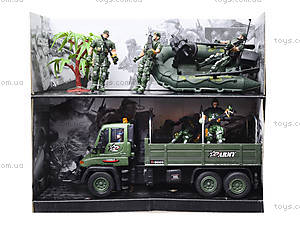 Военный набор с солдатами Army, KD009-2, отзывы