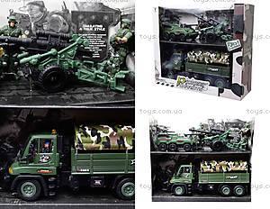 Игровой военный набор с солдатами «Армия», KD009-3