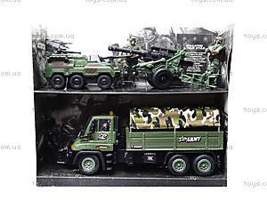 Игровой военный набор с солдатами «Армия», KD009-3, игрушки