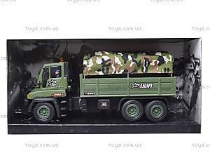 Военный набор с солдатами и машинками, KD009-5, купить