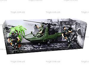 Инерционный военный набор «Армия» с солдатами, KD009-6, купить