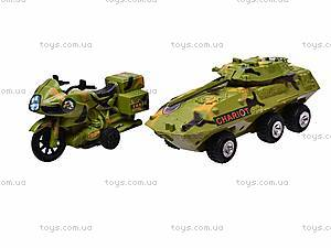 Военный набор «Military», 1828-44B, игрушки