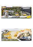 Военный набор оружия Justice, 34240, фото